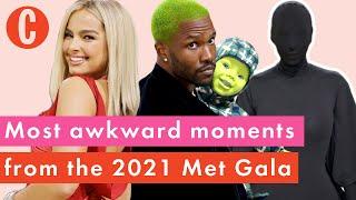 Met Gala 2021 Most Awkward Moments   Cosmopolitan UK