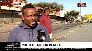 Shops looted in Alexandra | Nozintombi Miya reports