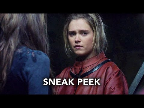 The 100: 4x12 The Chosen - sneak peak #2