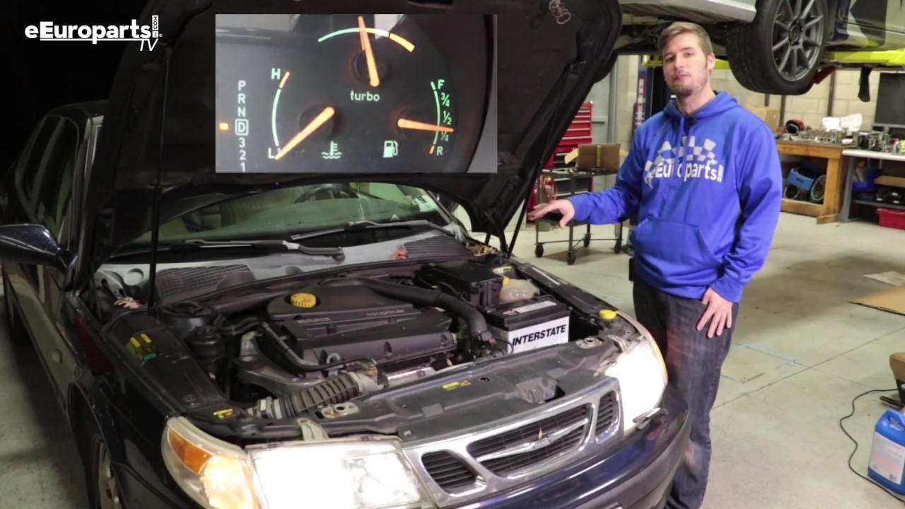 Saab 9 5 Thermostat Diy