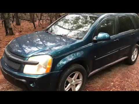 2006 Chevrolet Equinox for sale sc auction south carolina auctions
