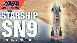 SpaceX Starship SN9 Launch – Heat Shield Trouble – NASA Perseverance Landing