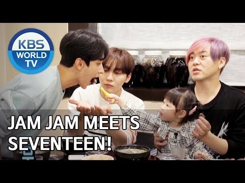 Jam Jam Meets Seventeen! [The Return Of Superman/2019.11.10]