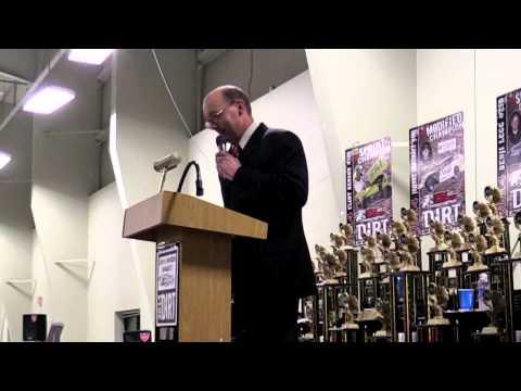 2014's Eagle Raceway Banquet (Roger's Speech)