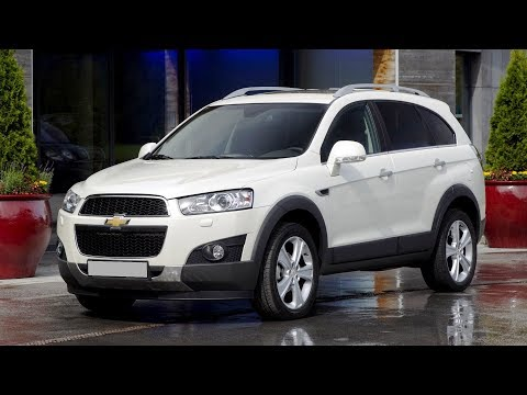 Chevrolet Captiva Eva коврики в салон Evabel.ru