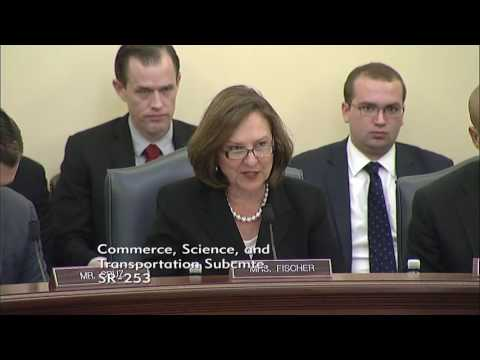 Fischer Chairs Hearing on Transportation Safety and Efficiency