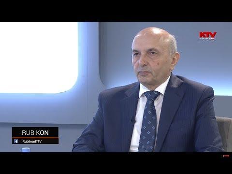 Rubikon - Isa Mustafa