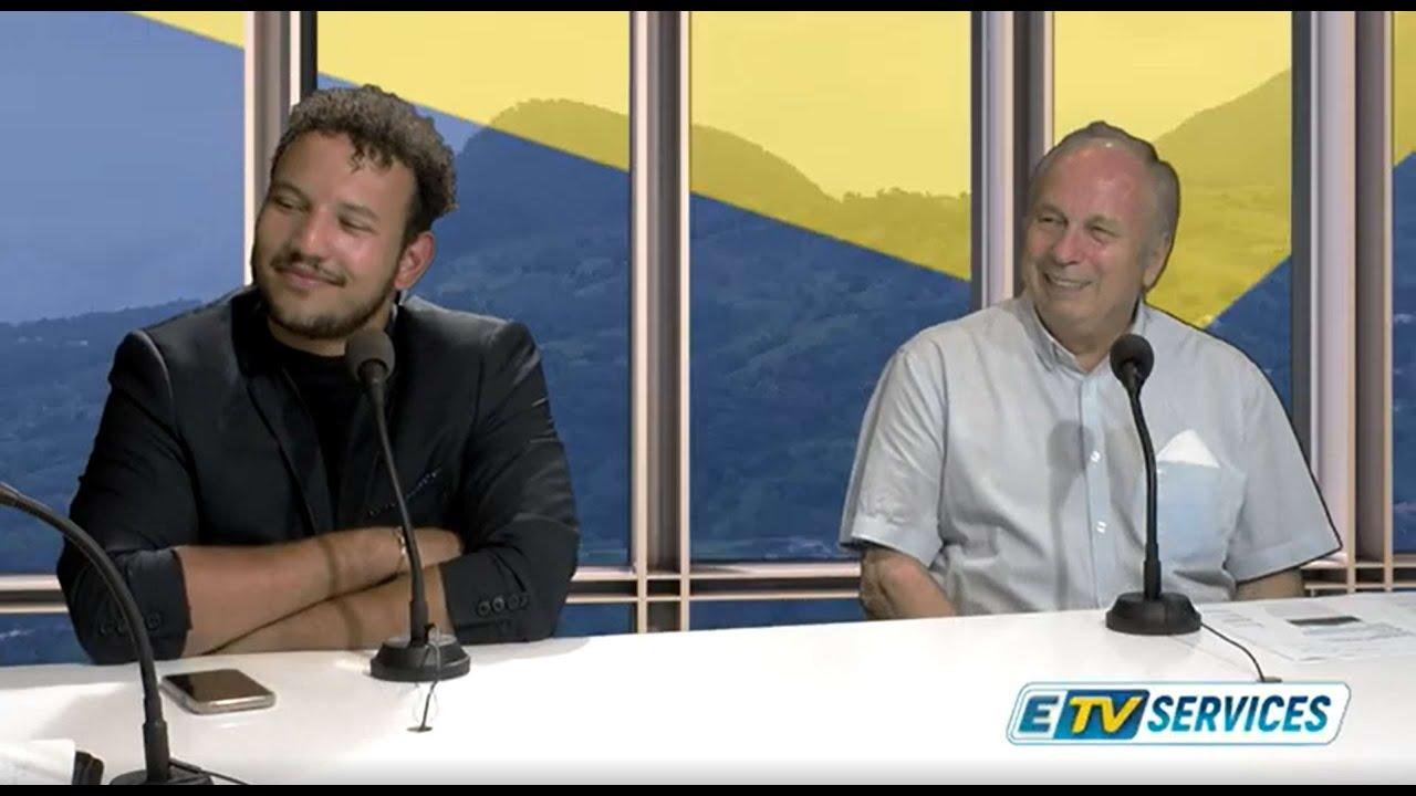 Le Cabinet d'Avocats Deporcq-Armand et Associés est l'invité sur ETV