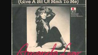 Amanda Lear - Enigma (give a bit of mmm to me!) (1978)
