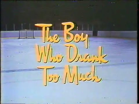 The Boy Who Drank Too Much  CBS Wednesday Movie Feb.6,1980