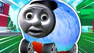 HOW TO BE THOMAS THE TANK ENGINE IN ROBLOXIAN HIGHSCHOOL!!