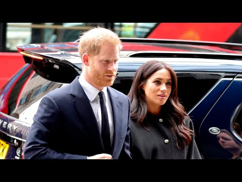 Prince Harry And Meghan Markle's Final Royal Duties Announced