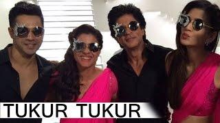 Dilwale Tukur Tukur SONG ft Shahrukh Khan, Kajol, Varun Dhawan & Kriti Sanon to RELEASE SOON