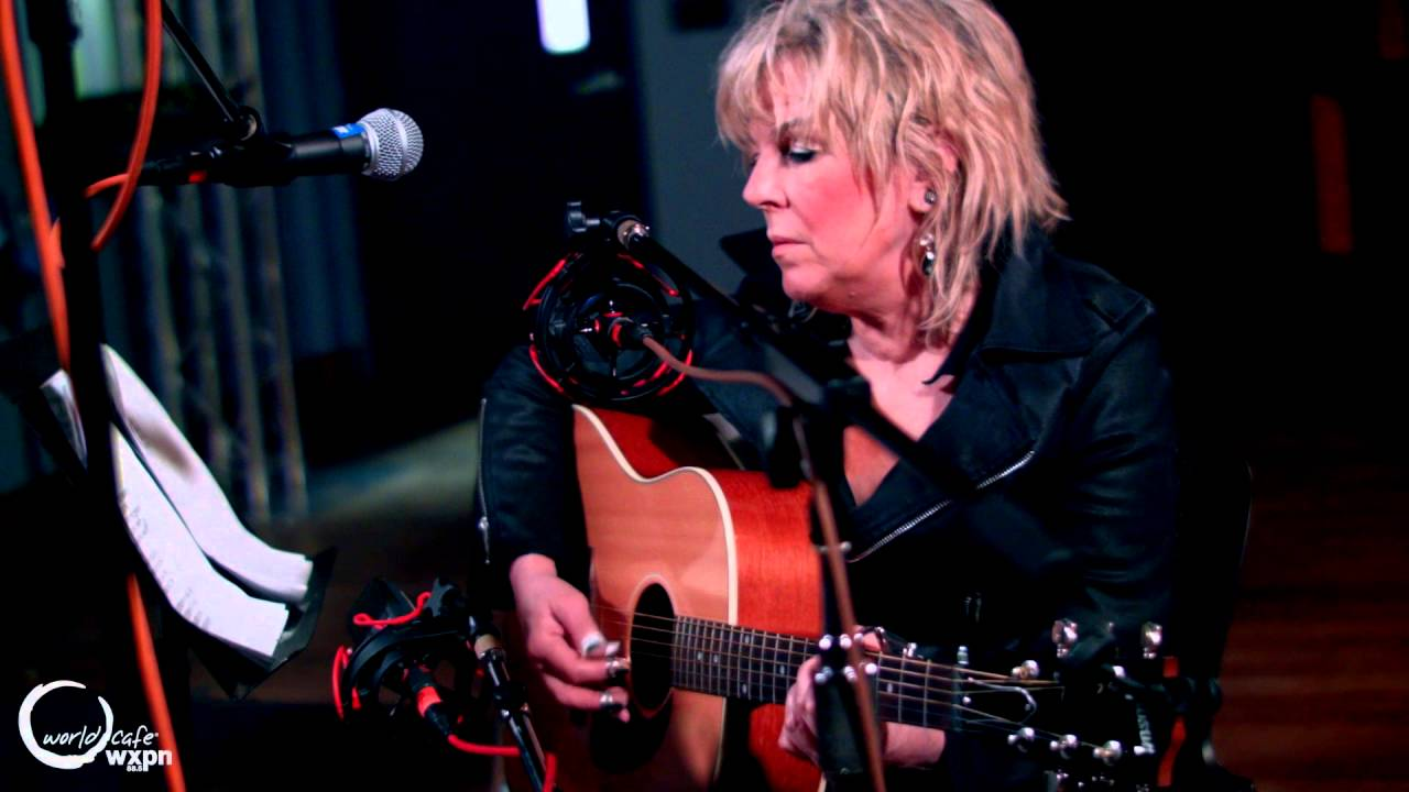 Lucinda Williams If My Love Could Kill Recorded Live For World