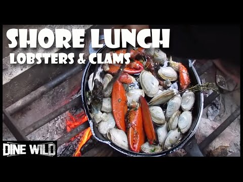 How to cook Lobster & Clams thumbnail