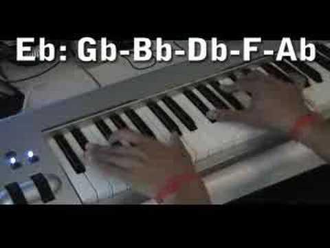 Piano - Show Me What You Got tutorial - YouTube