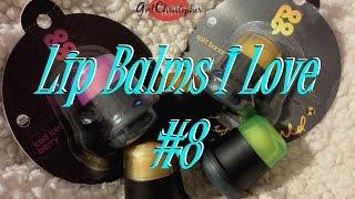 Lip Balms I Love #8  | Eco Lips POGO Lip Balms