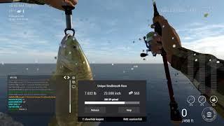 Fishing Planet - Unique Smallmouth Bass in Michigan