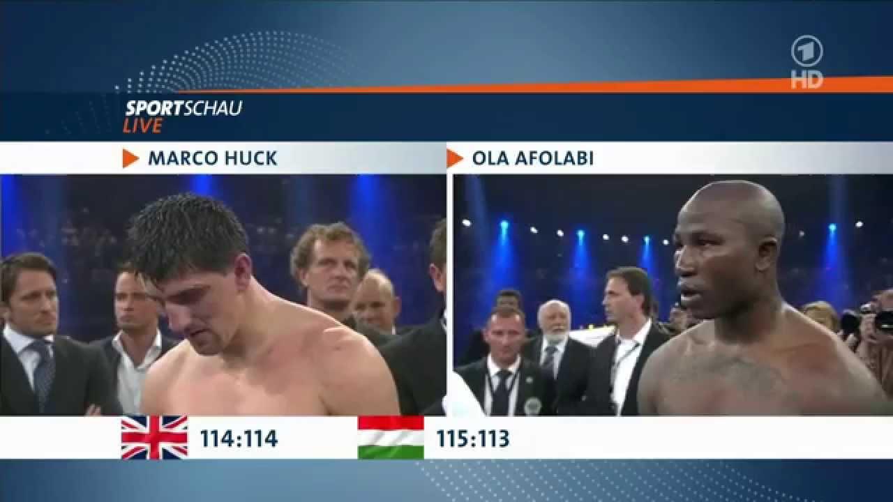 Download Marco Huck vs. Ola Afolabi