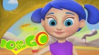 Bo en el IR! - Bo y el Traje de Colector    dibujos animados para los Niños