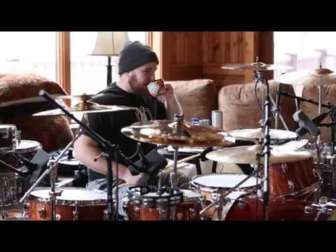 Hunter Smith Band - Recording Studio Day 1 - Album #2