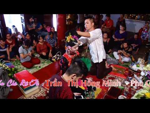 Hầu Bóng Giá Cô Bé Thượng Ngàn  -Tại Phủ Bóng - Đồng Thầy : Hoàng Lương ( Ninh Bình )