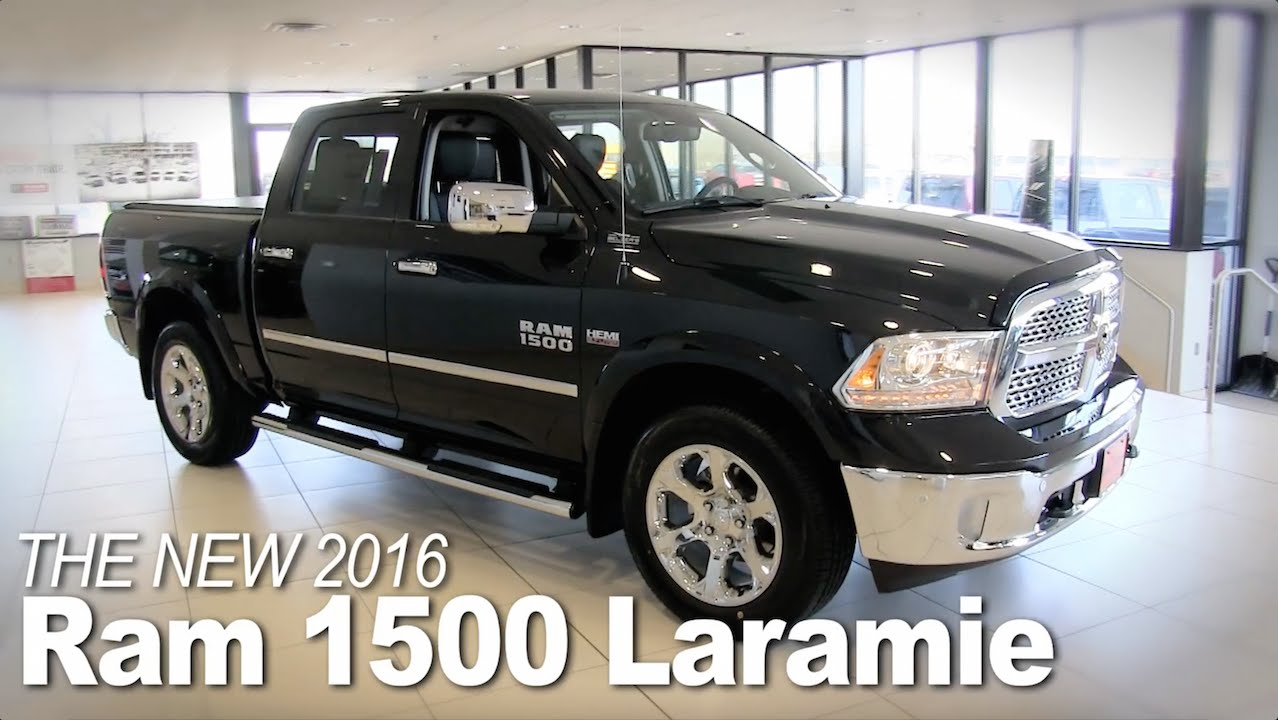 New 2016 Ram 1500 Laramie  Lakeville  Bloomington
