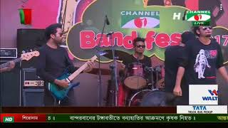Download RANG - Tumi - Live at Channel I Band Fest 2017 MP3 song and Music Video