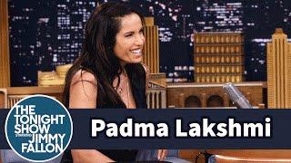 Padma Lakshmi Discovered She's a Super-Taster