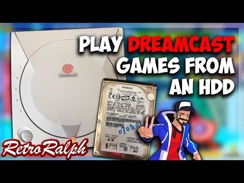 Sega Dreamcast HDD Edition - No More GDEMU?