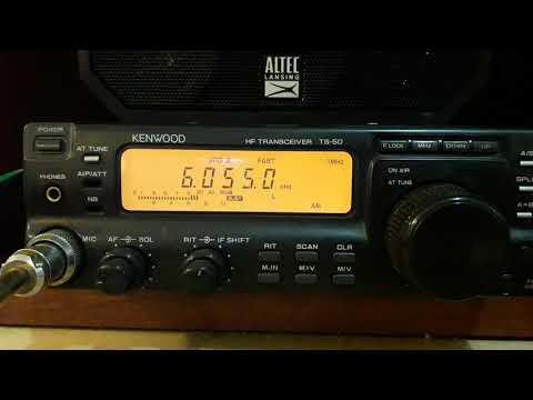 JOZ2 Radio Nikkei 1 (Chiba-Nagara, Japan) - 6055 kHz