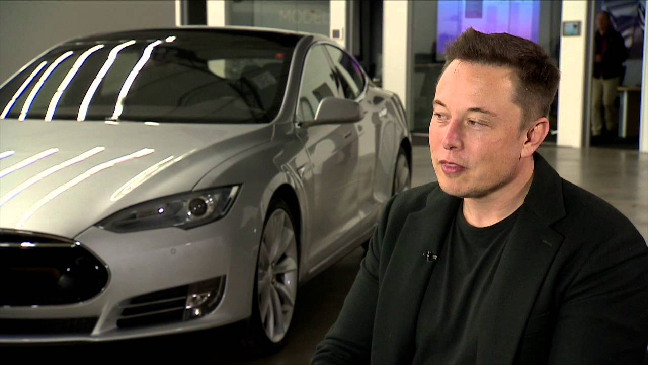 Musk Tesla The Elon Musk The Full Bbc Interview