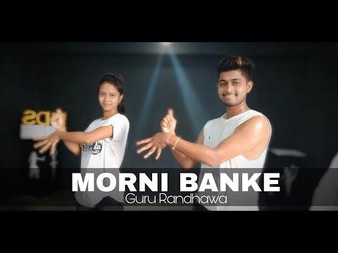 Guru Randhawa: Morni Banke Dance | Badhaai Ho | Tanishk Bagchi | Neha Kakkar | Ayushmann K, Sanya M