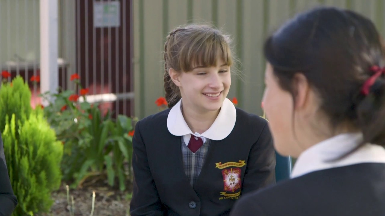 Inside Saint Mary Mackillop Colleges Wagga Wagga PROMO