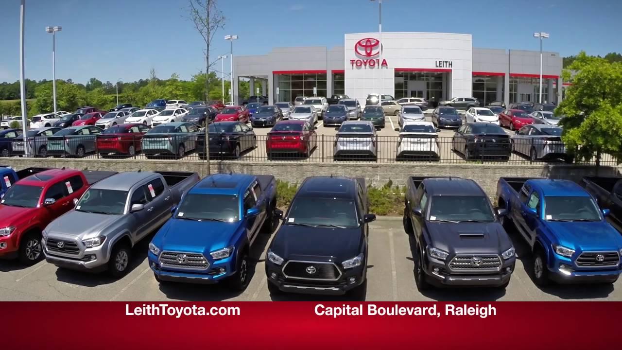 Why Leith Toyota | Car Dealership Raleigh, NC | Auto Service