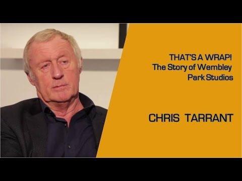 Chris Tarrant's Memories of Wembley Park Studios