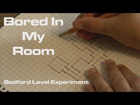 Bored In My Room - Bedford Level Experiment - YouTube