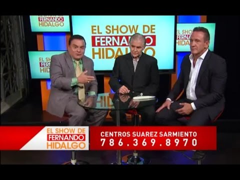 Dr. Paul Perito's Interview and Appearance on El Show De Fernando Hidalgo 3/3