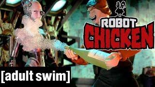 Nachtschicht auf der Enterprise | Robot Chicken | Adult Swim DE