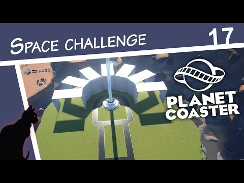 17 Enter the futur    Space Challenge    Planet Coaster    SoPic fr