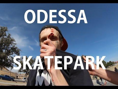 Odessa Tx skatepark