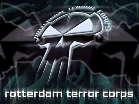 Rotterdam Terror Corps- Schizophrenic (HQ)