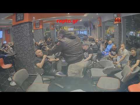 Μάχη Τρέγια με Ραπτόπουλο Live στην εκπομπή «μ@λ@κα θα σου δώσω καμια»