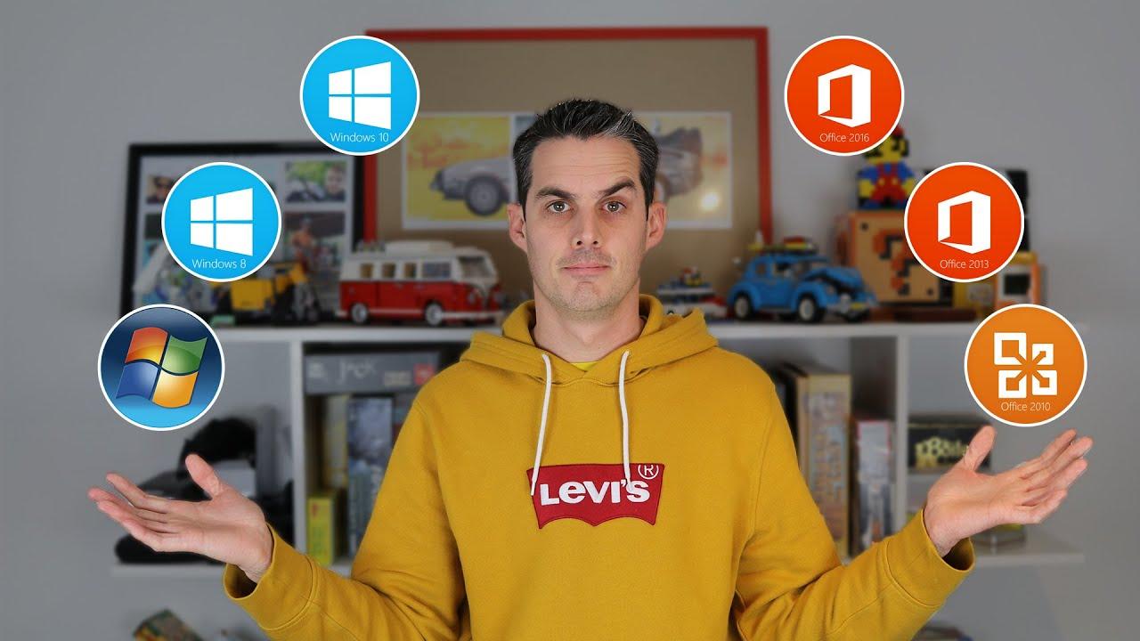 Télécharger facilement tous les ISO Microsoft…