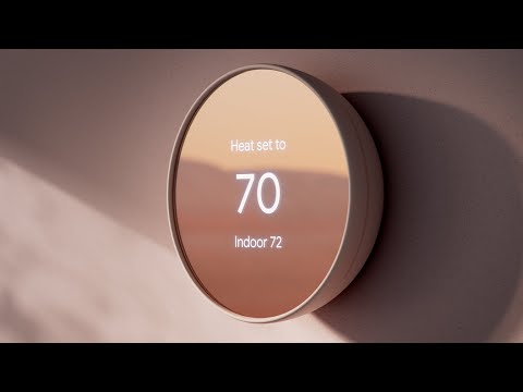 A look at the new Nest Thermostat