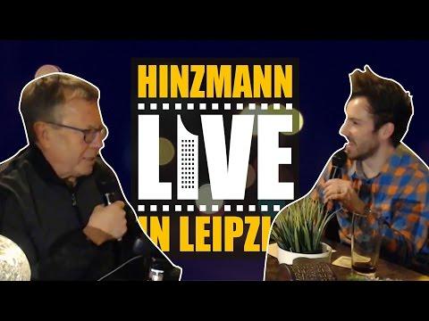Michael Weichert bei Hinzmann Live in Leipzig, Folge 05