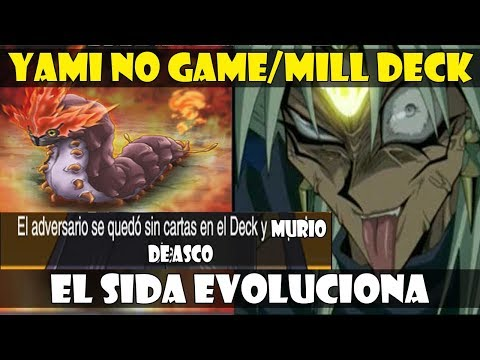YAMI NO GAME / MILL DECK | SIDA 3.0 (LA REVOLUCIÓN DEL CLOROX) - DUEL LINKS