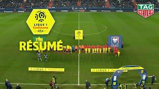 SM Caen - FC Nantes ( 0-1 ) - Résumé - (SMC - FCN) / 2018-19