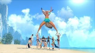 Repeat youtube video Blade and soul -Hot Summer Dance [MV]