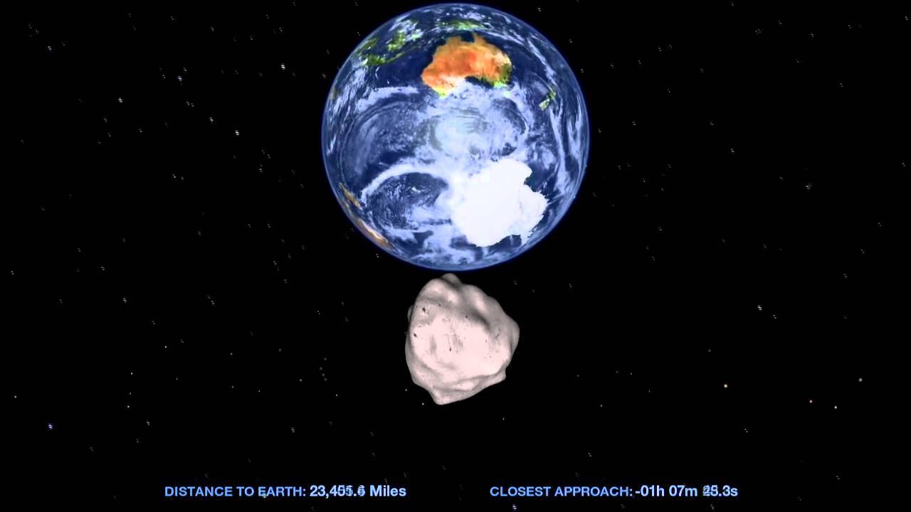 jpl nasa asteroid watch - photo #41
